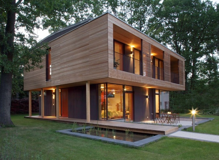 Beautifully designed passive house | Vallentin Architecture | Germany