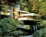 Frank Lloyd Wright's Falling Water Architecture